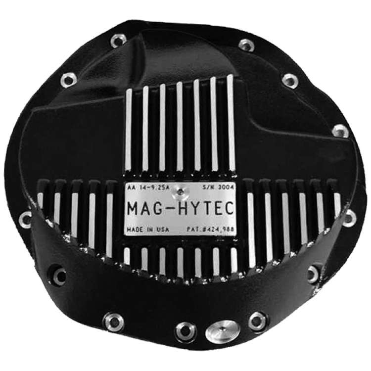 Mag Hytec Dodge AAM 9.25 14 Bolt Axle Front Differential Cover