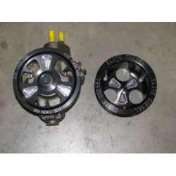 08-10 Ford 6.4L Powerstroke Twin K16 High Pressure Fuel System w/o Pump