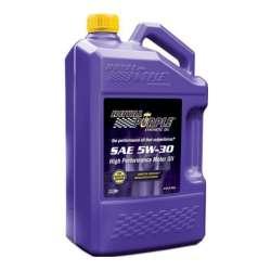 Royal Purple Synthetic 5W30 Multi-Grade Engine Oil - 5 Qt Bottle