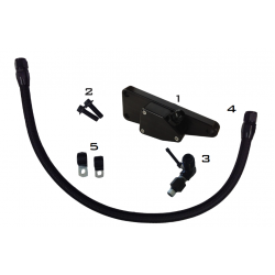 94-98 Dodge 5.9L12 Valve Cummins Fleece Performance Coolant Bypass Kit