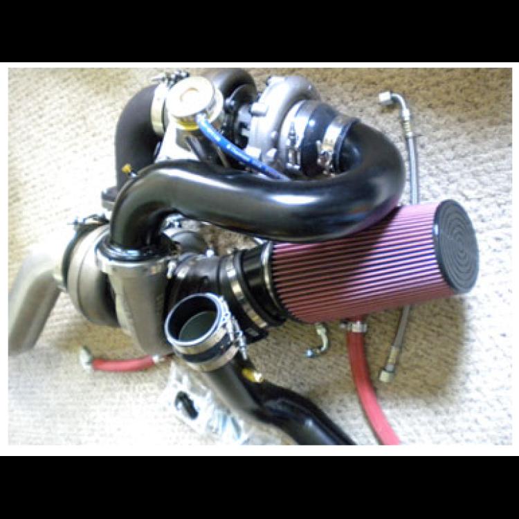 94-07 Dodge Cummins Crazy Carls Twin Turbo Kit