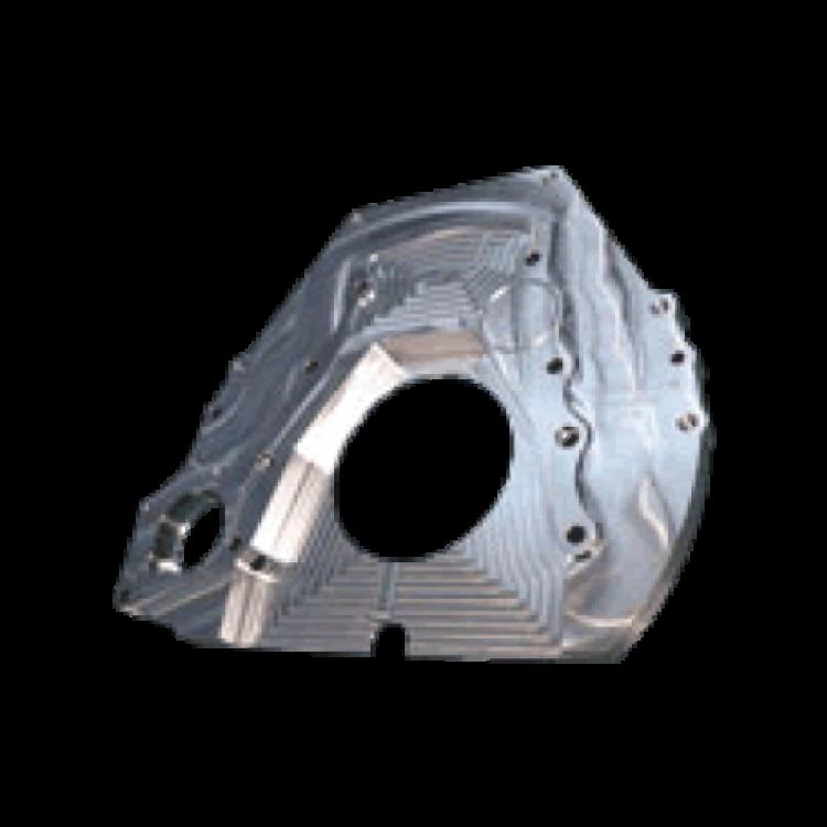 12V/24V Cummins to ZF6 7.3L Transmission Destroked Adapter Plate