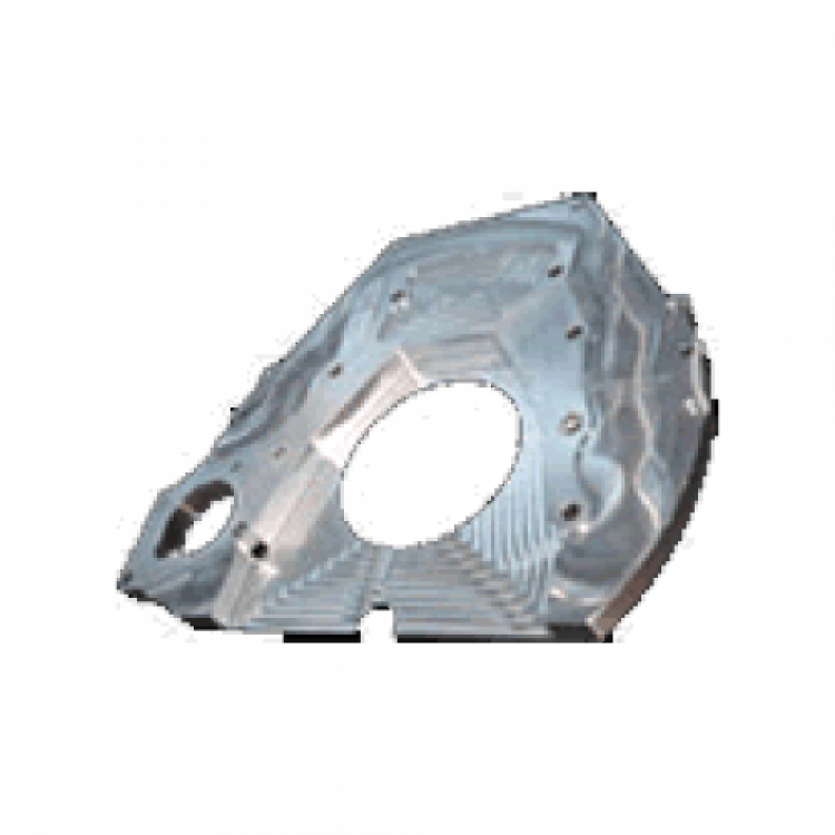 CR Cummins to ZF5 7.3L Diesel Transmission Destroked Adapter Plate
