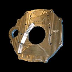 12V/24V Cummins to ZF6 6.0L/6.4L Transmission Destroked Adapter Plate