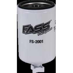 Fass Titanium Series Fuel/Water Seperator 144 Micron