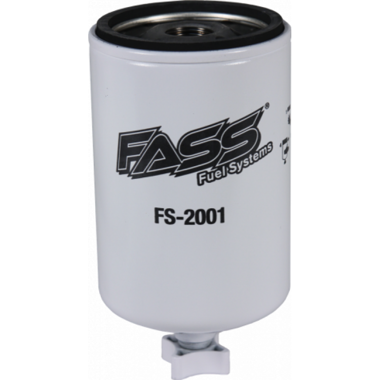 Fass Titanium Series Fuel/Water Seperator 144 Micron