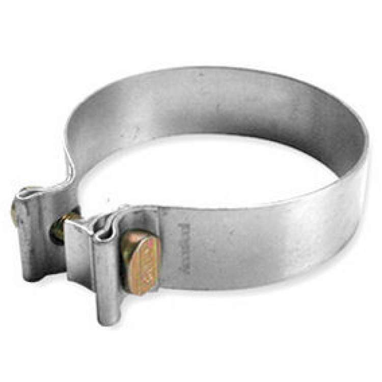 Stainless 4 Inch Acu-Seal Band Clamp, 1 Inch Width