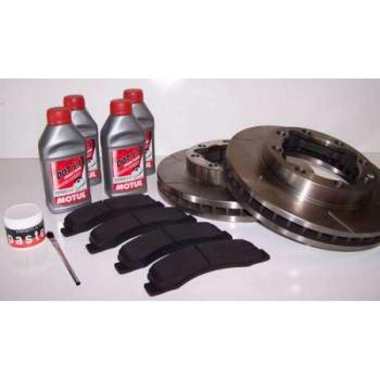 94-99 Ram 2500/3500 EGR Front Brake Upgrade Package