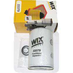 89-93 12V Cummins Wix 33379 Fuel/Water Separator, 10 Micron