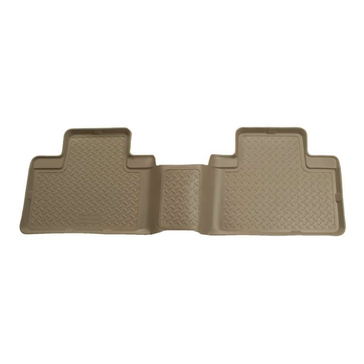 99-07 Ford Superduty F250/350 Ext. Cab Husky Liner Rear Seat Floor Liners