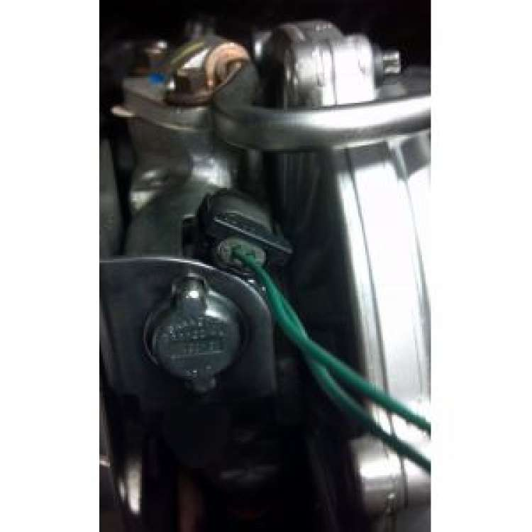 03-07 Ford VGT Turbo Control Solenoid Replacement Pigtail
