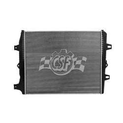 11-13 GM 6.6L Duramax CSF OEM Replacement Radiator