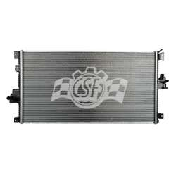 11-15 Ford 6.7L Powerstroke CSF OEM Replacement Secondary Radiator