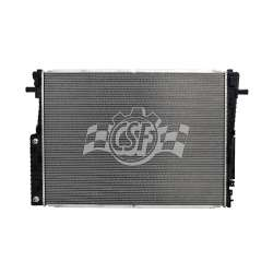 08-10 Ford 6.4L Powerstroke CSF OEM Replacement Radiator