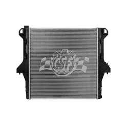 04-08 Dodge 5.9L/6.7L Cummins CSF OEM Replacement Radiator