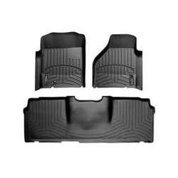 06-09 Dodge Ram 2500/3500 2WD MC WeatherTech DigitalFit FloorLiner Set