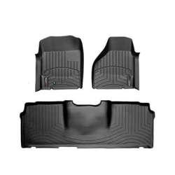 06-09 Dodge Ram 2500/3500 4WD MC WeatherTech DigitalFit FloorLiner Set