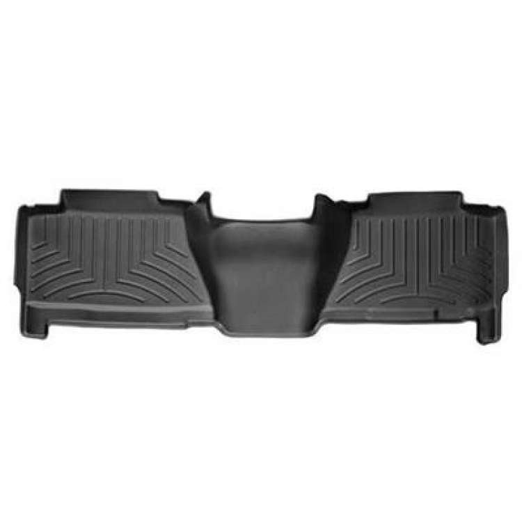 04-07 Silverado/Sierra CC WeatherTech DigitalFit Rear FloorLiner