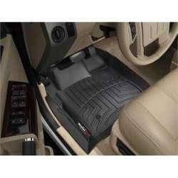 08-10 Ford Superduty Automatic WeatherTech DigitalFit Front FloorLiners