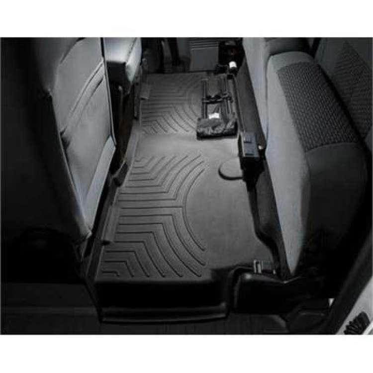 11-15 Ford Superduty EC WeatherTech DigitalFit Rear FloorLiner
