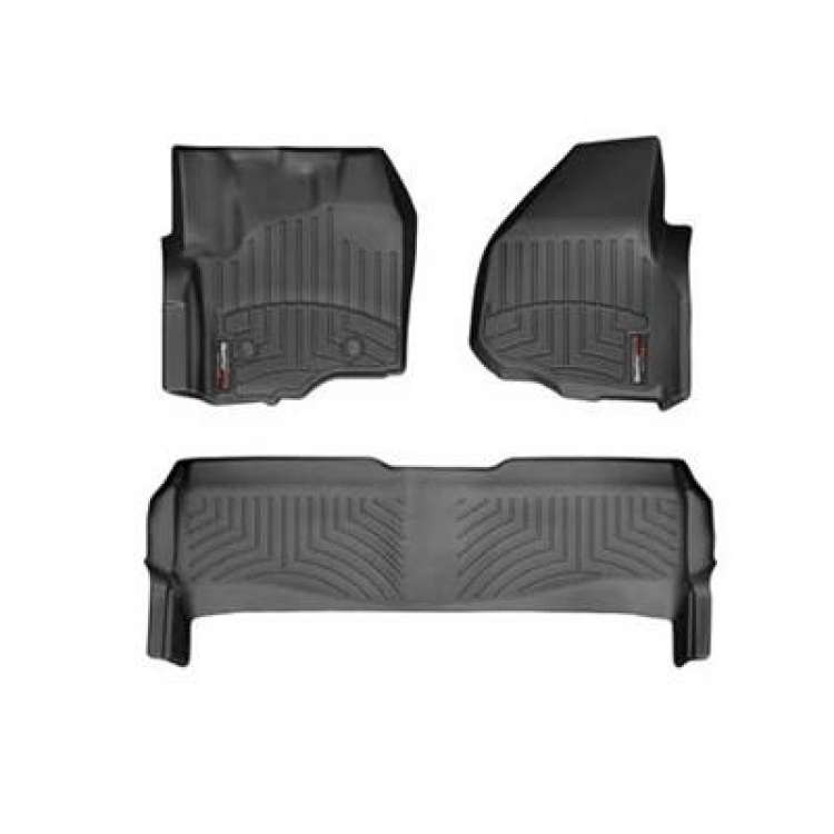 12-15 Ford Superduty CC* WeatherTech DigitalFit FloorLiner Set