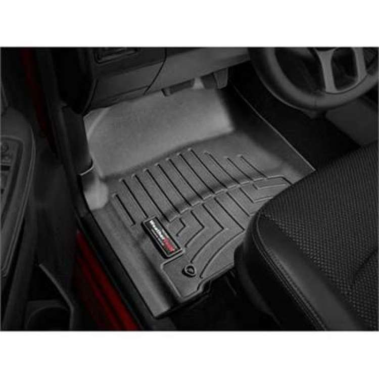 10-12 Dodge Ram 2500/3500 CC/MC WeatherTech DigitalFit Front FloorLiners