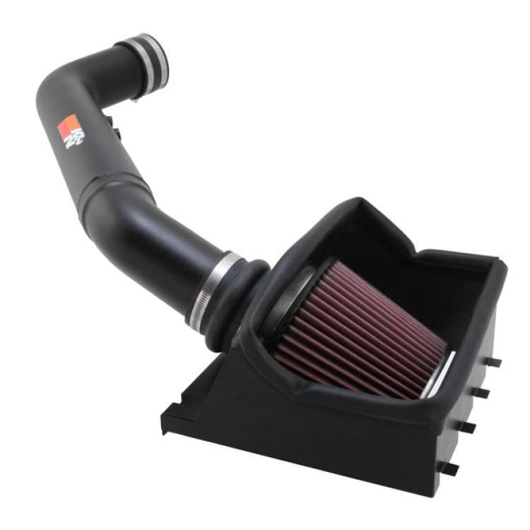 11-16 Ford 6.2L Superduty Gas K&N Performance Cold Air Intake