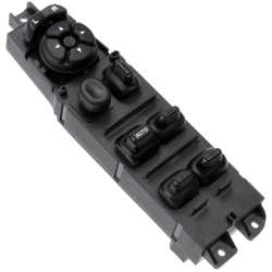 01-09 Dodge Ram 1500-3500 Drivers Power Window Switch, Master
