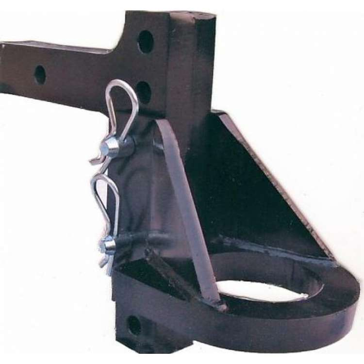 Pulling Products Fully Adjustable Competition Sled Pulling Hitch 2 Inch
