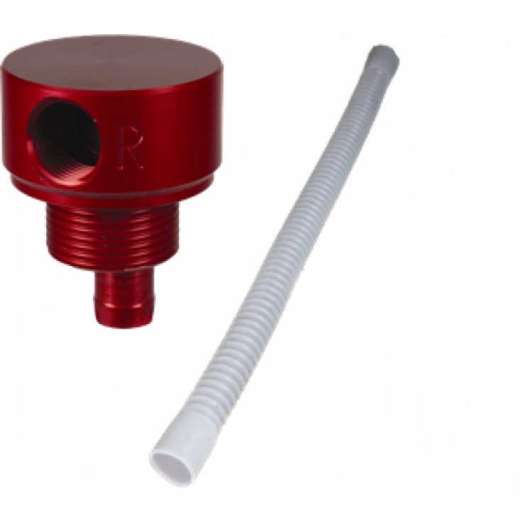 FASS Fuel Systems Diesel Fuel Bulkhead and Convoluted Suction Tube Kit