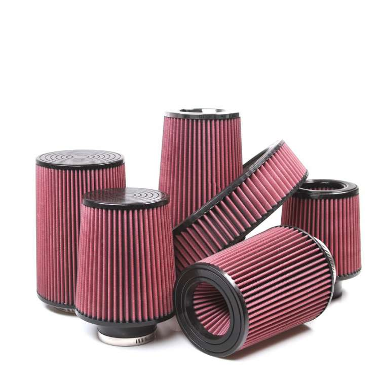 S&B Universal 5x12 Cleanable 8-Layer Cotton Air Filter