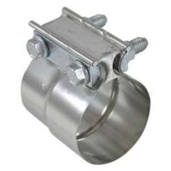 Street Armor 4 In Exhaust Lap Joint Band Clamp