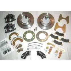 GM Trucks Rear Disc Brake Conversion Kit