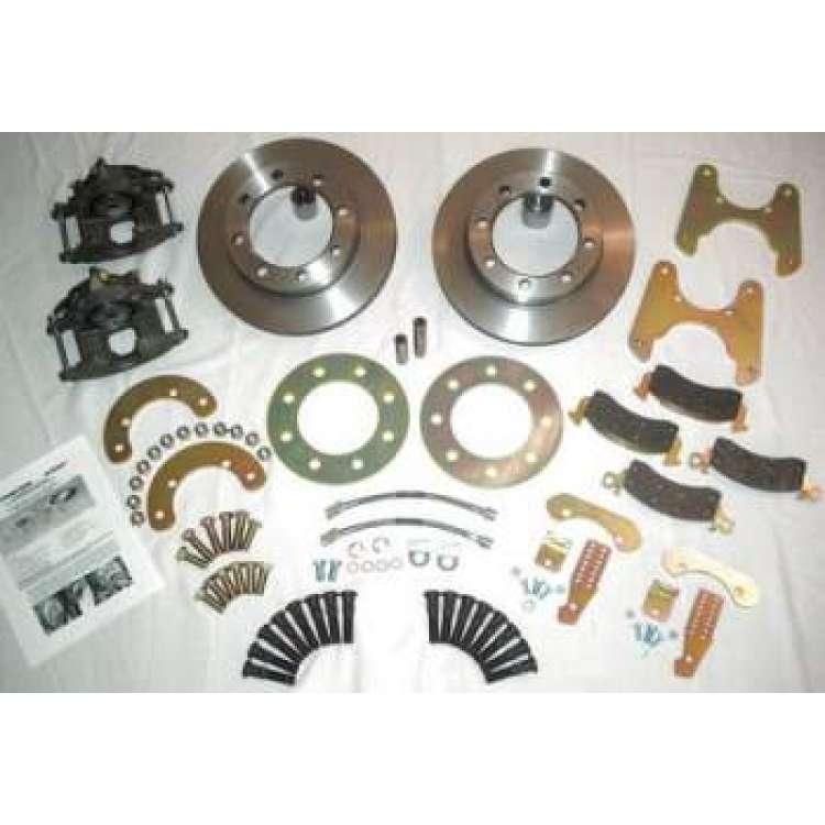 Ford Trucks Rear Disc Brake Conversion Kit