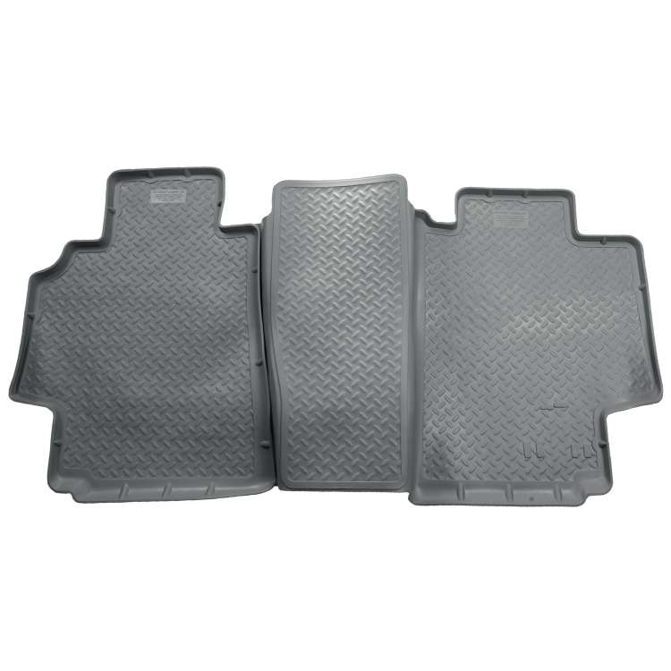 98-02 Dodge Ram Quad Cab Husky Liner Rear Seat Floor Liners