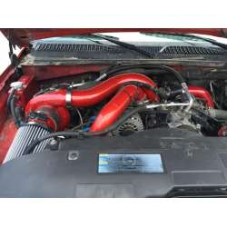 01-07 GM 6.6L Duramax Twin S400/Stock Turbo Install Kit