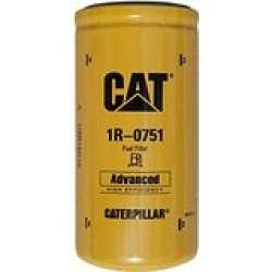 Caterpillar Engine Fuel Filter 1R0751, Fits Air Dog