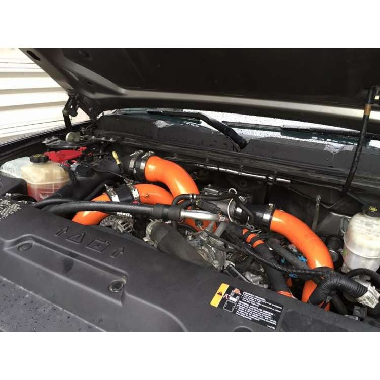 04.5-10 GM 6.6L Duramax 3 In Driver Side Intercooler Pipe