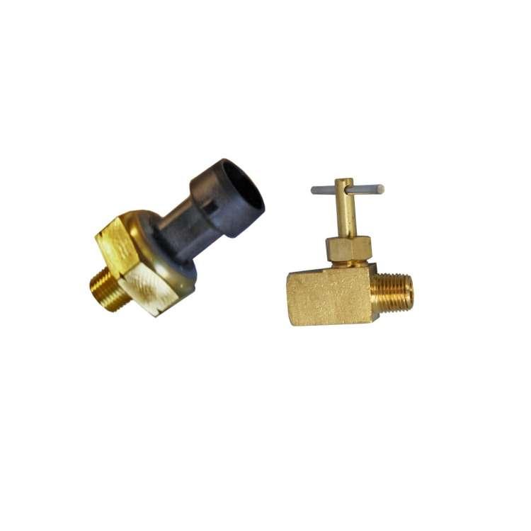 Quadzilla Power Fuel Pressure Sensor 0-100 PSI