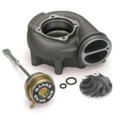99.5-03 Ford 7.3L Powerstroke Banks Complete Quick-Turbo Housing & Compressor Wheel Kit