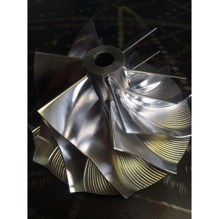 04.5-06 LLY Wetzel Billet Performance Compressor Wheel
