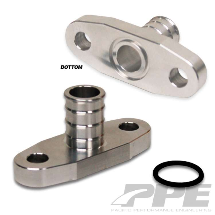 PPE T4 Oil Drain Fitting