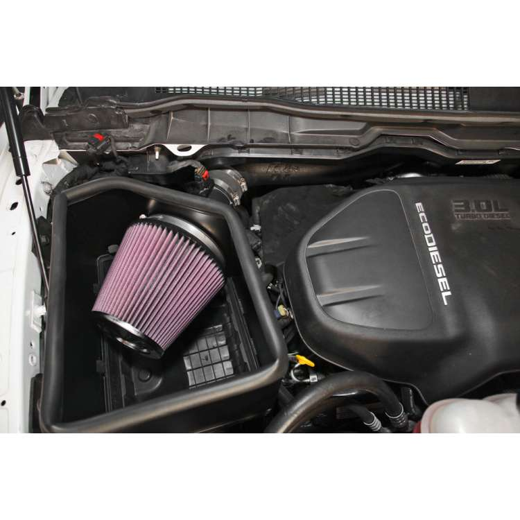 15-16 Ram 3.0L EcoDiesel K&N Air Intake System