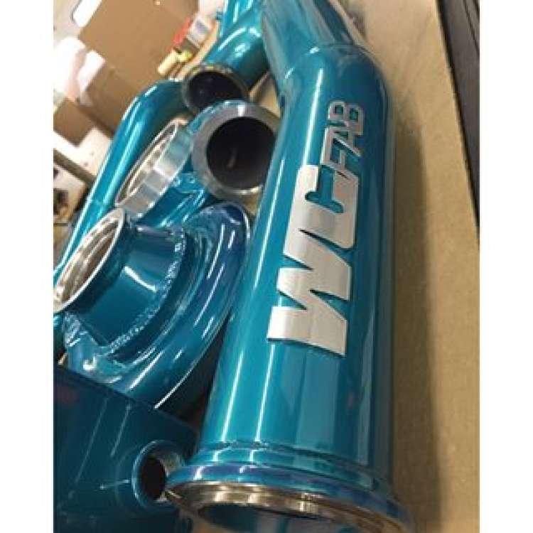 01-16 GM 6.6L Duramax WCFAB S400 Turbo Install Kit