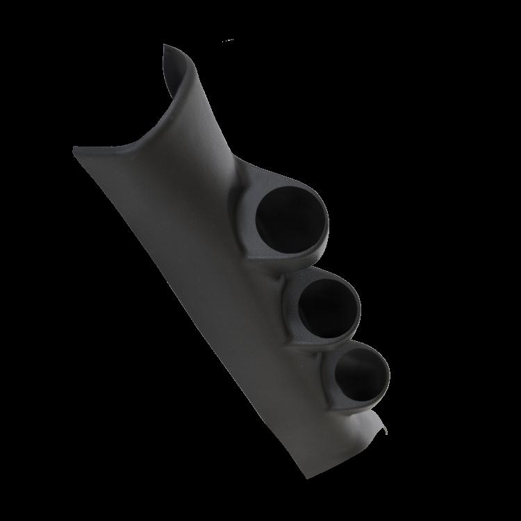 14-15 Silverado/Sierra Autometer Triple Gauge A-Pillar Pod