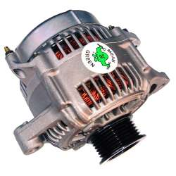 01-11 GM 6.6L Duramax Mean Green 240 Amp High Output Alternator