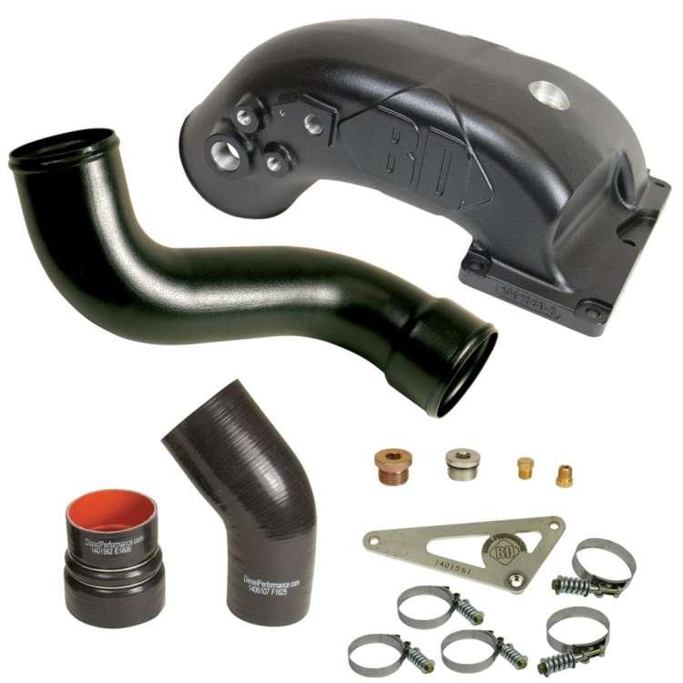 13-16 Ram 6.7L Cummins BD X-Intake Elbow/Horn Kit