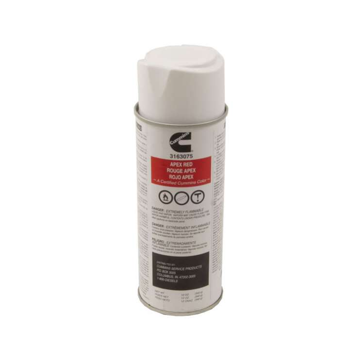 Cummins OEM Red Paint - 12oz Can