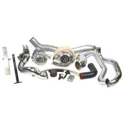 04.5-05 LLY Duramax Industrial Towing Compound Turbo Kit