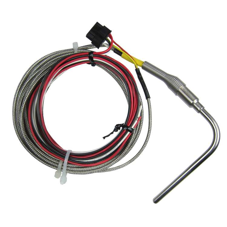 Pyrometer Probe Lead Kit, Type K, 3/16
